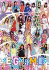 即決 萩花ver年賀状・カレンダー付 E-girls E.G.TIME +3DVD FC盤