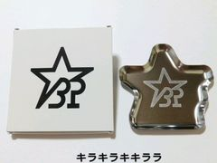 ◆B'zファンクラブ<B'z Party>継続特典★ステンレストレイ/小物入れ非売品