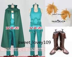 FGO  Archer ロビンフッド コスプレ衣装+ウイッグ+靴