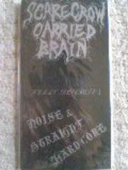 SCARE CROW CARRIED BRAIN  HUMAN DISCRETE
