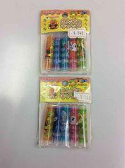 アンパンマン 鉛筆キャップ2袋セット 新品未使用