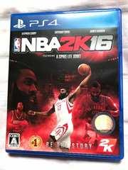 NBA2k16 PS4  新品同様