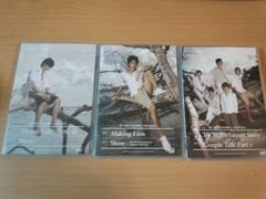 DVD「All About 東方神起 Season 3」6枚組●