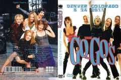 ≪送料無料≫The Go-Go's DENVER,COLORADO 8.24.2011 ゴーゴーズ