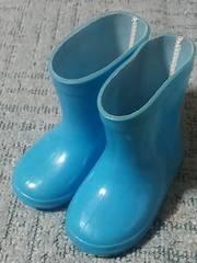13.0男女兼用スカイブルー長靴