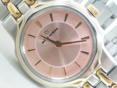 3509/ミラーショーンmilaschon未使用品コンビネーションモデルレディース腕時計