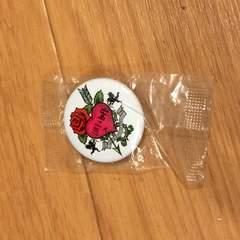 バレンタイン限定ノベルティ缶バッジ