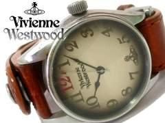 極レア 1スタ★ヴィヴィアン・ウエストウッド 大型メンズ腕時計