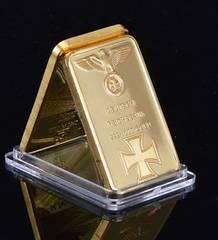 ドイツ帝国銀行 第二次世界大戦 鷲 24k Gold plated 金