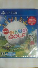 PS4ゲーム「NewみんなのGOLF」