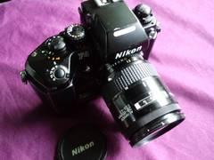 Nikon四代目pro機F4S AF28ー85付