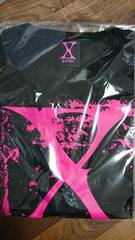 未開封 X JAPAN LIVE 2018 Tシャツ Mサイズ ピンク YOSHIKI