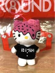■感謝祭!!ROUND1限定!BiSH×ハロ-キティ*オリジナルマスコット*ピンク■