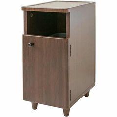 ゴミ箱付きサイドテーブル Porte(ポルテ) DB-2029