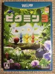 ピクミン3 新品未開封 WiiU