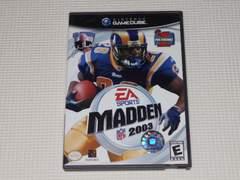 GC★MADDEN NFL 2003 海外版(国内本体動作不可)