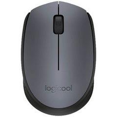 ☆Logicool ワイヤレス光学式マウス M171GR(グレー ブラック)