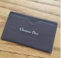 新品 クリスチャンディオール カードケース