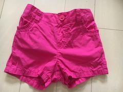 かわいいピンクショーパン24MOS