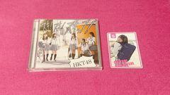 HKT48 スキ!スキ!スキップ! typeC CD+DVD カード付き
