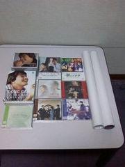 <送無>ペ・ヨンジュン関係×11点セットCD/DVD/ポスター他*ヨン様