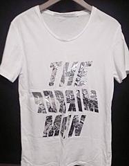 正規品 ☆ JOHNLAWRENCESULLIVAN シルバーテープ Tシャツ