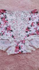 ☆.。.* 花柄 ガードルショーツ M*.。.☆