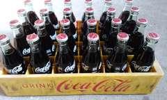 ... ♪送料無料♪  コカコーラ瓶入り 190ml 1ケース
