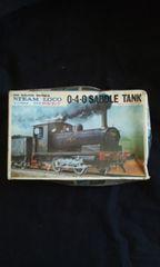 OM 0‐4‐0サドルタンク機関車 箱ダメージ品