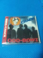 横道坊主 CD「CRACK」アルバム クローズ WORST CROWS
