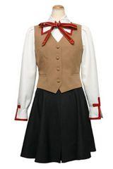 Fate/stay night 私立穂群原学園女子制服・間桐桜・コスプレ衣装