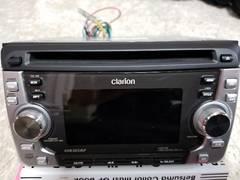 Clarion CD/MP3/カセット オーディオデッキ