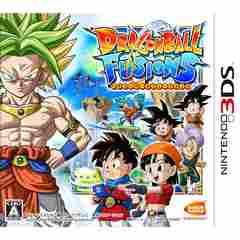 3DS》ドラゴンボールフュージョンズ [174000669]