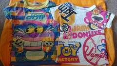 JAM☆お得!!Tシャツ2枚セット☆100cm