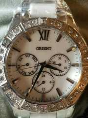 ORIENT(オリエント)腕時計 ホワイト セラミック 新品未使用品