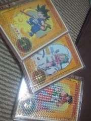 ドラゴンボール1巻2巻3巻三本セット!鶴ひろみ