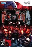 Wiiソフト☆ザ・ハウスオブザデッド/THE HOUSE OF THE DEAD 2&3 リターン☆