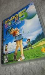 PS3☆みんなのGOLF5☆