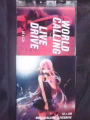 DVD付CDマキシ「WORLD CALLING/LIVE DRIVE」IA×じん/JIN