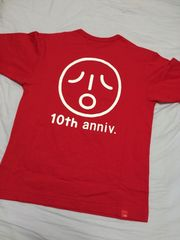 オジコOJICO10周年記念Tシャツ新品レディースL