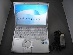 Let'snot CF-S10 Corei5 2.6G 320G 4G マルチ Win7 64bit �O