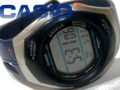 良品【980円〜】CASIO PHYS スポーツ仕様 腕時計★