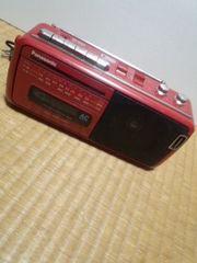 パナソニック 小型ラジカセ RX-M50