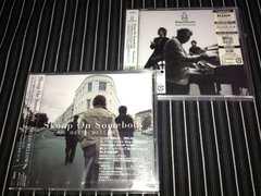 SKOOP ON SOMEBODY『HELLO~』+『PIANOFORTE』新品2枚(武田雅治)