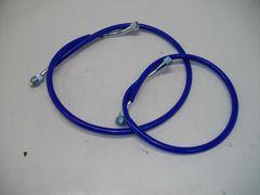 (2062)GSX250Eザリゴキ青色メーターケーブルセット