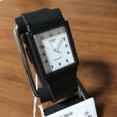 新品?カシオ CASIO レディース 腕時計 MQ27-7B ホワイト