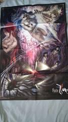 Fate/Zero 完結記念ポスター 真じろう描き下ろし