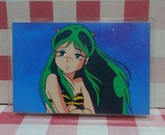 うる星やつら ラミネートカード No.74 アマダ