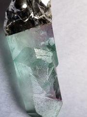 水晶ポイントペンダントトップ