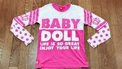 ★BABYDOLL★Tシャツ